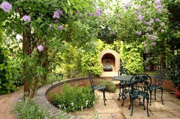 Дизайн садового участка своими руками фото 155