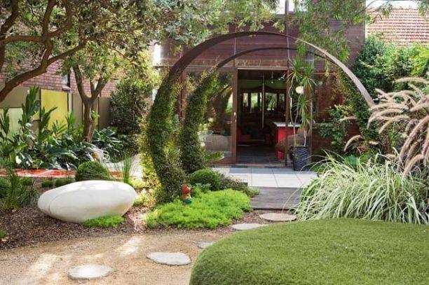 Садовый дизайн картинки